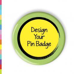 Alert Custom Pin Badge