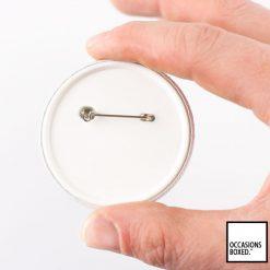 58mm Disability Pin Badge