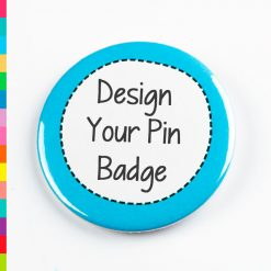 Design A Disability Button Pin Badge