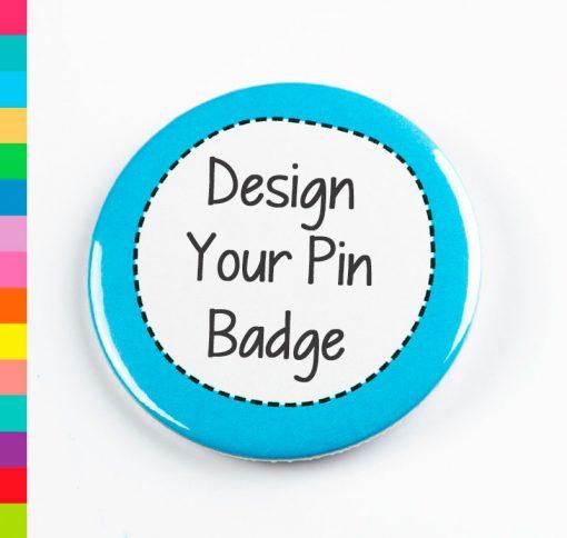 Design A Disability Button Pin Badge