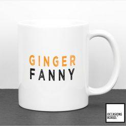Ginger Fanny Mug