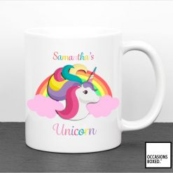 Personalised My Unicorn Mug