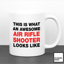 This Is What An Awesome Rifle Shooter Looks Like Mug