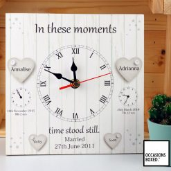 Married With Children In These Moments Family Clock