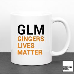 LM Gingers Lives Matter Mug