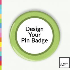 Design A Custom Pin Badge