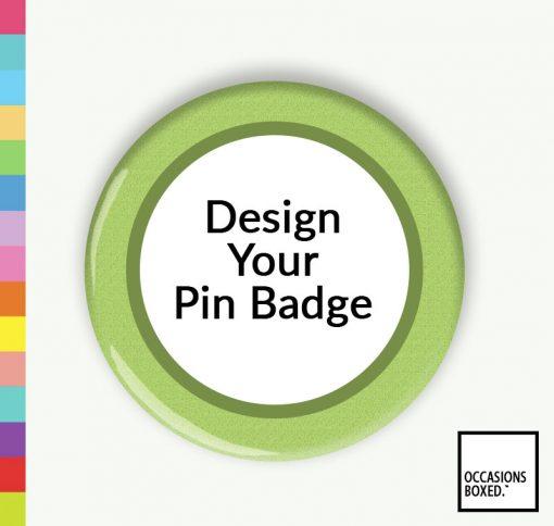 Design A Custom Pin Badge