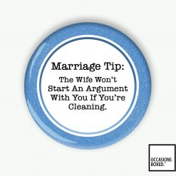 The Wife Wont Start An Argument If Youre Cleaning