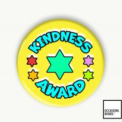 Kindness Award School Pin Badge
