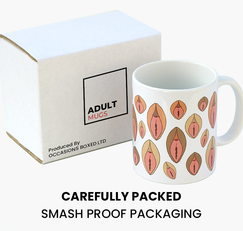 Quality Personalised Rude Adult Gift Mugs